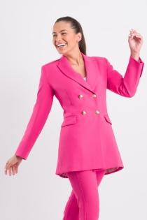 Blazer Feminino - Pink