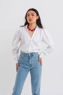 Camisa Fresh - Branca