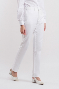 Calça Alfaiataria - Branca
