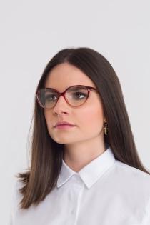 Armação para Óculos Mia - Vermelho