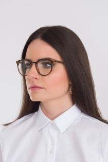Armação para Óculos Nina - Animal Print