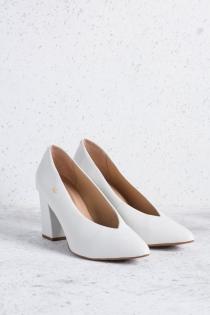 Scarpin Clássico - Branco