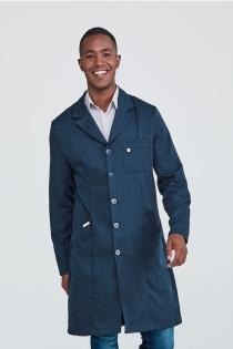 Jaleco Essential Masculino - Azul Marinho