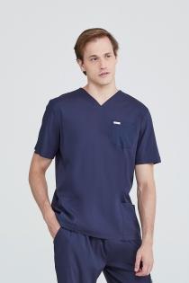 Scrub Doc Masculino - Azul Marinho