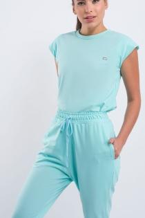 Scrub Ohana Feminino - Azul Claro