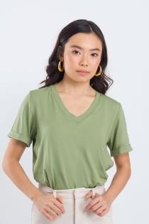 Shirt Basic - Verde Militar