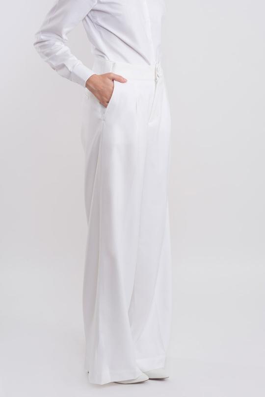 Calça Silhouette - Branca