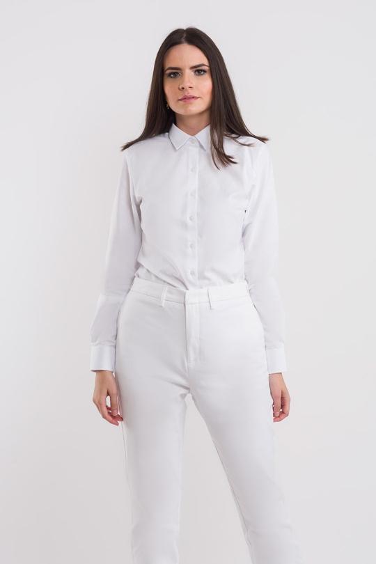 Camisa Basic - Branca