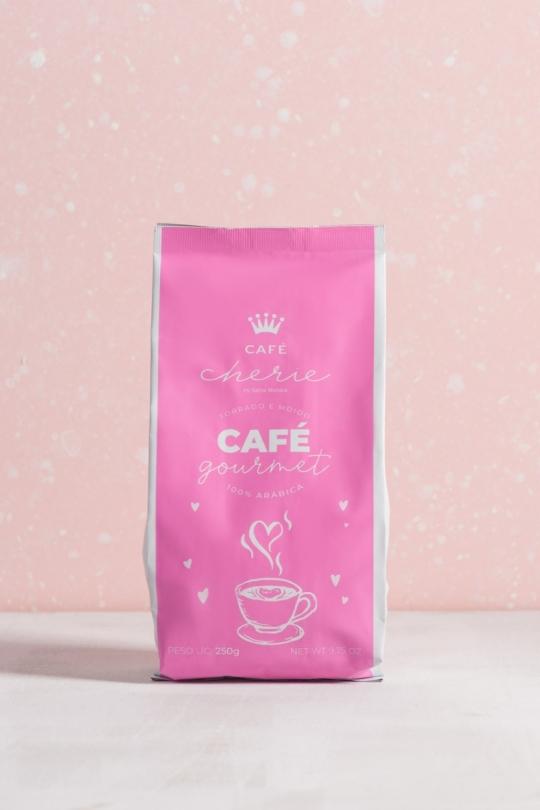 Café em pó Dra. Cherie - 250g