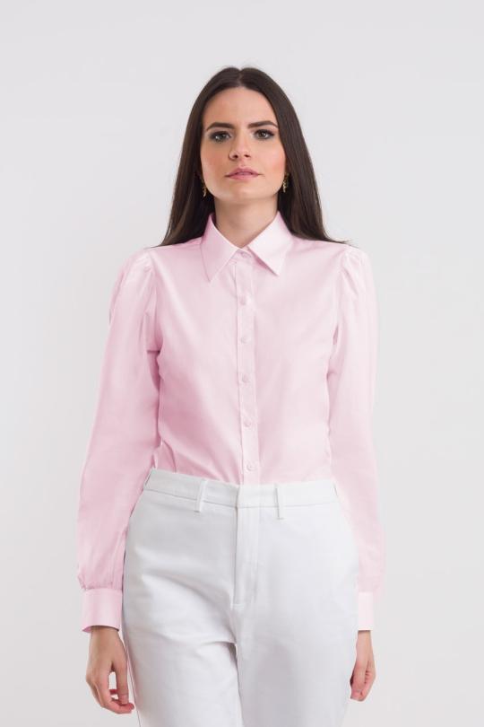 Camisa Fabulous - Rosa