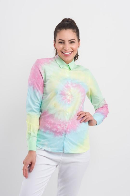 Camisa - Tie Dye