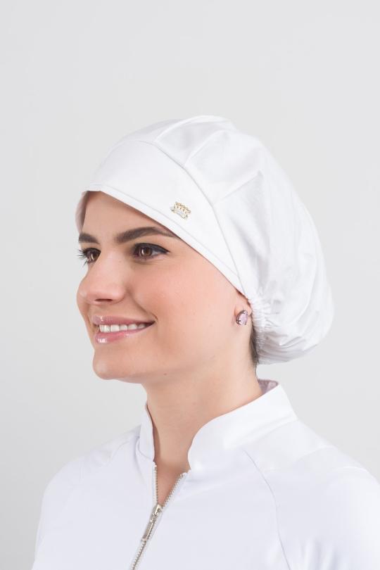 Touca Pure White