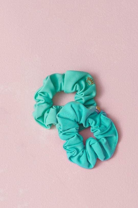 Scrunchie - Coco Verde