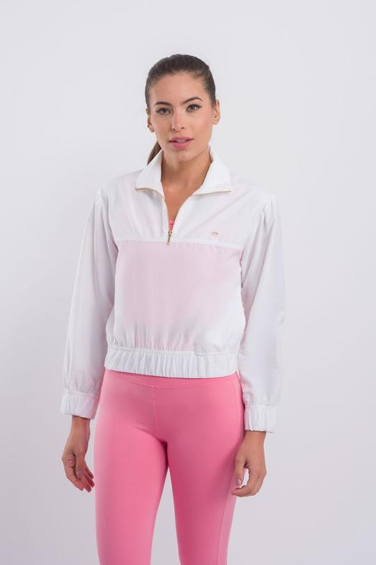 Sport Jacket Feminina - Branca