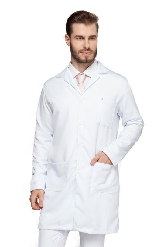 Jaleco Royale Masculino - Branco