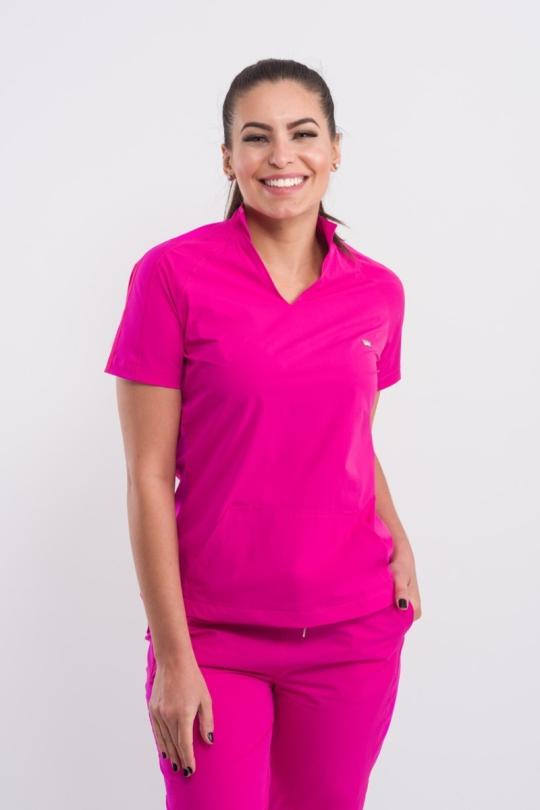 Scrub Comfy Feminino - Pink