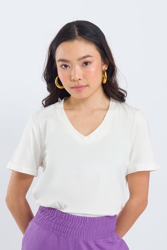 Shirt Basic - Off White