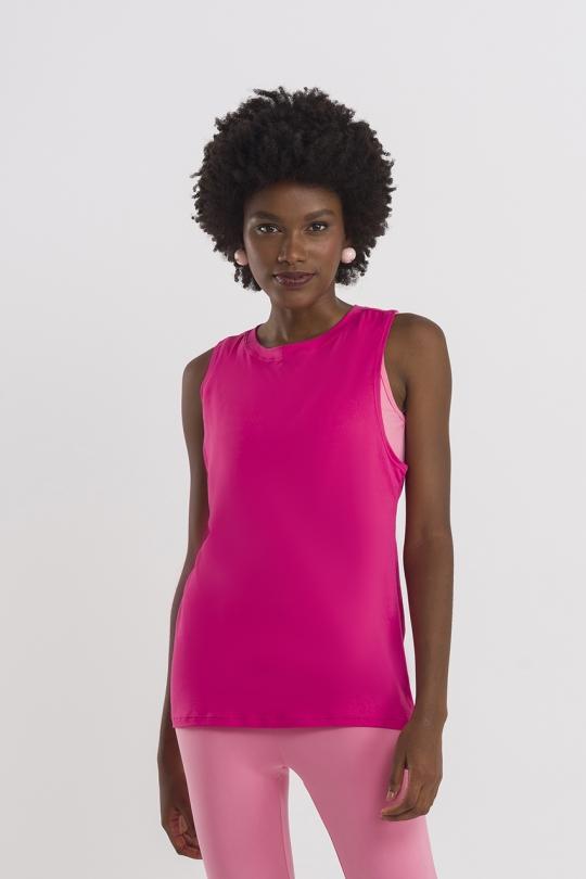 Soft-Shirt - Pink Lemonade
