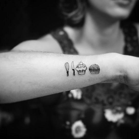 Tatuagem chef