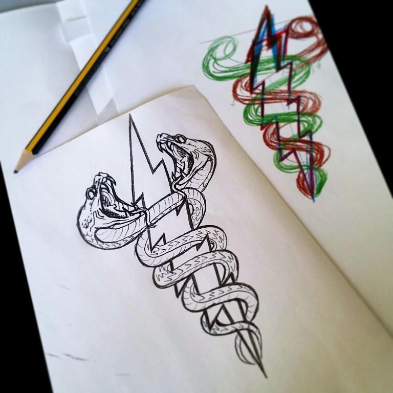 Tatuagem fisioterapia