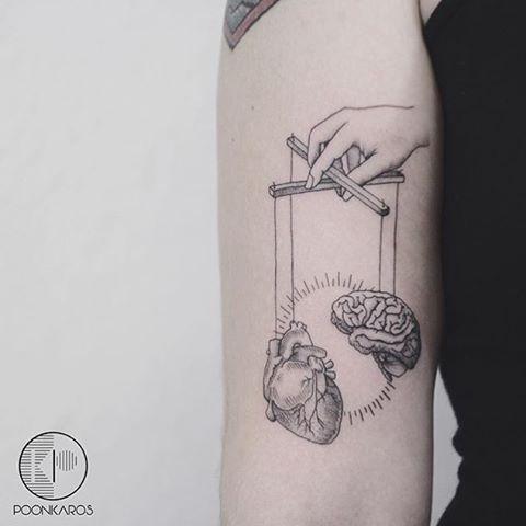 Tatuagem psicologia