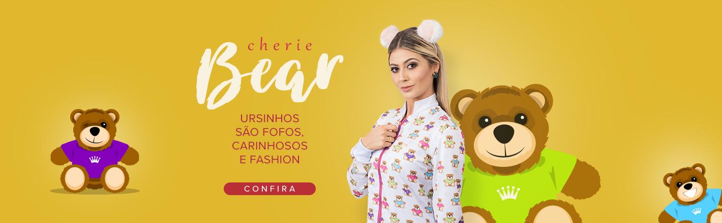 Jaleco Cherie Bear