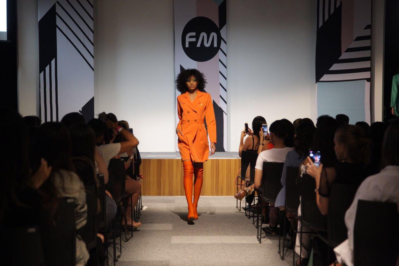 Desfile Fashion Meeting