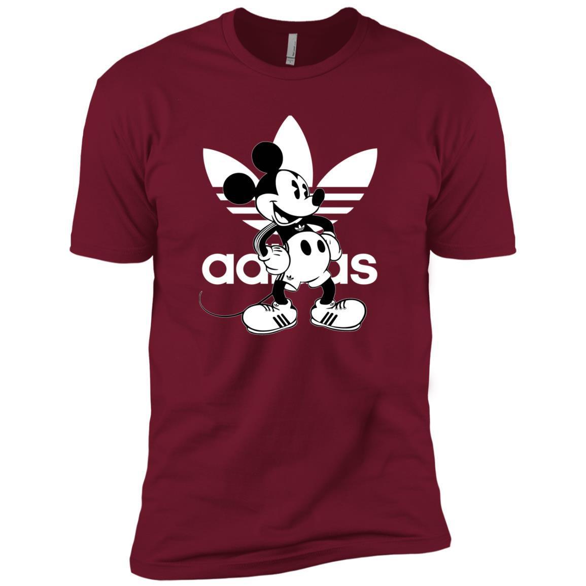 Adidas + Mickey