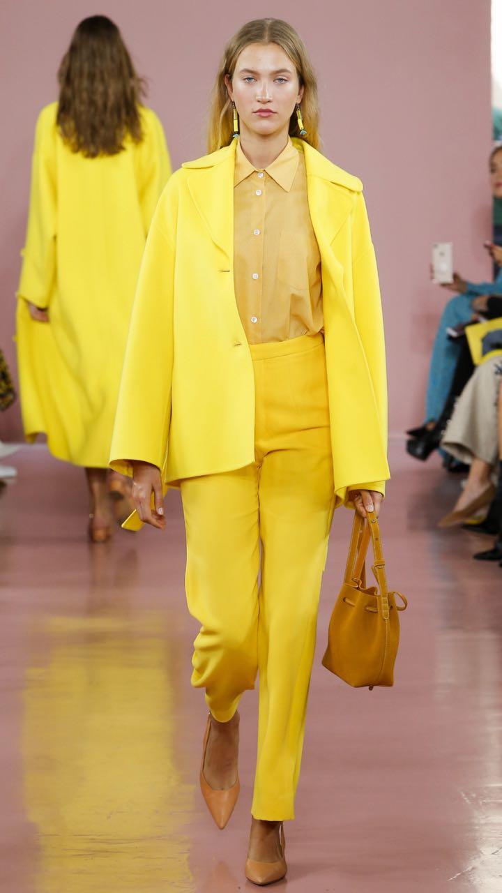 Look total amarelo