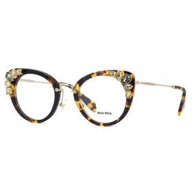 Óculos com aplicações
