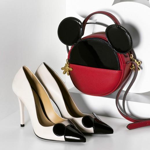 Arezzo + Mickey