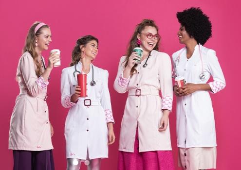 Coleção Barbie e Dra. Cherie