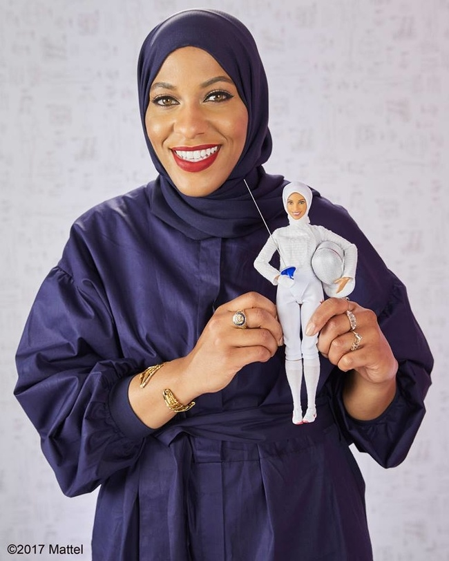 Barbie com hijab