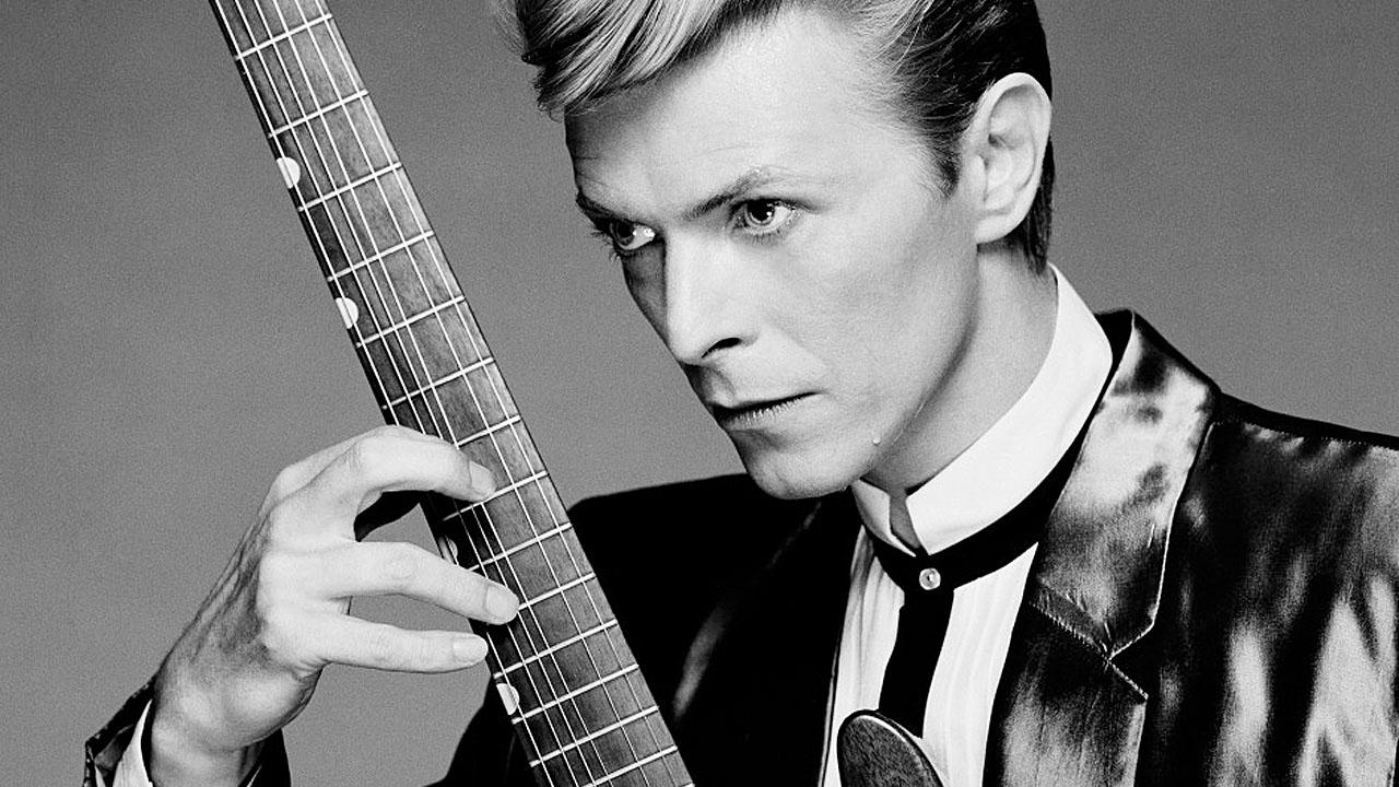 David Bowie, um artista camaleão.