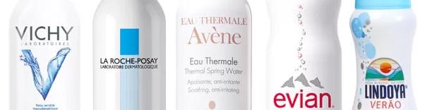 Água termal