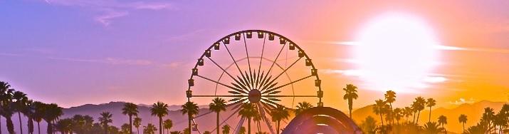Inspirações para looks no Coachella