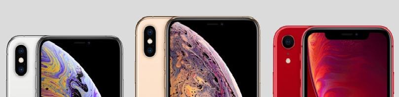 Novos iPhone
