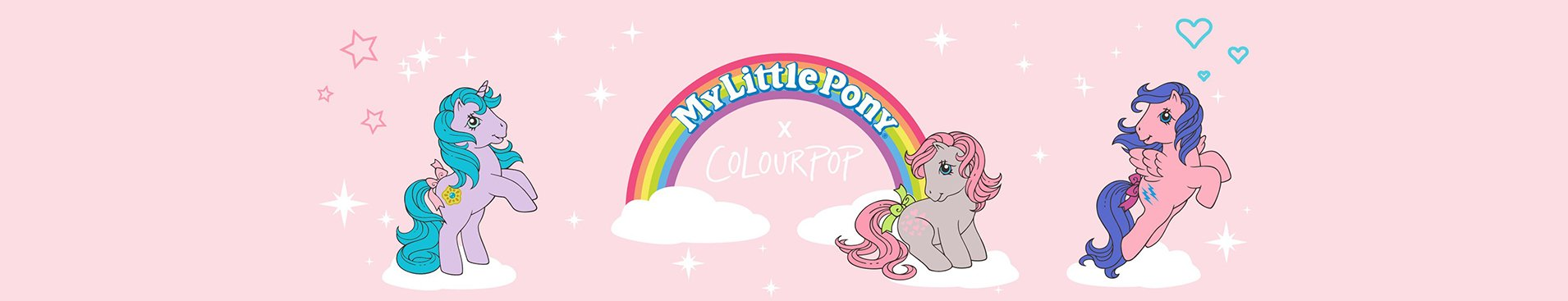 Colour pop e My Little Pony