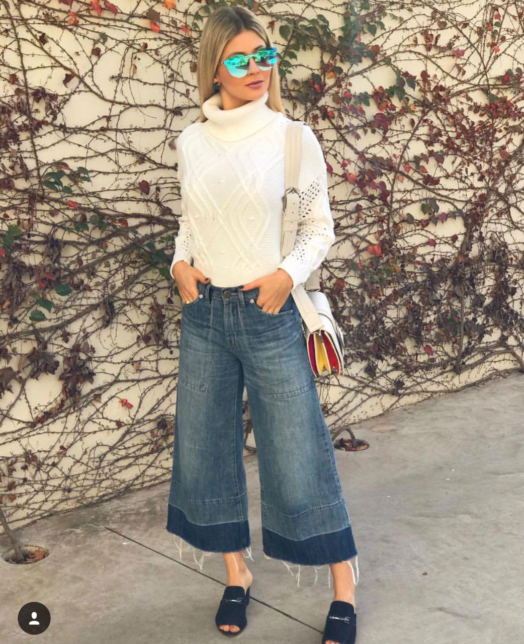 Cici de pantacourt jeans