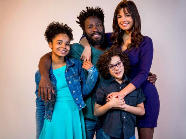 Família Samantha!