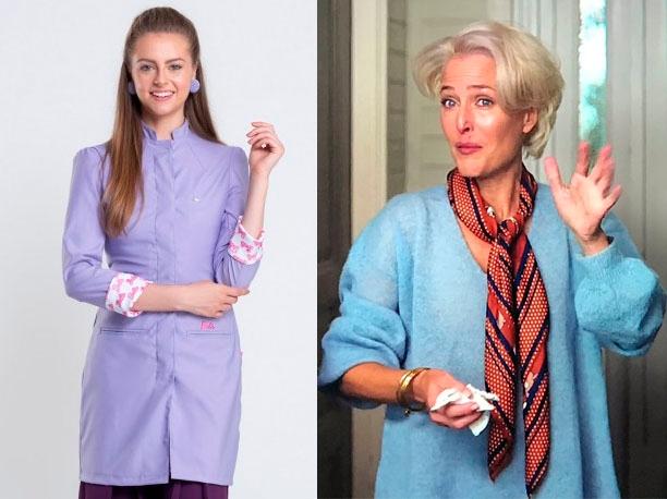 Jean Milburn e Barbie Style