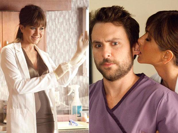 Jennifer Aniston em Quero Matar meu Chefe