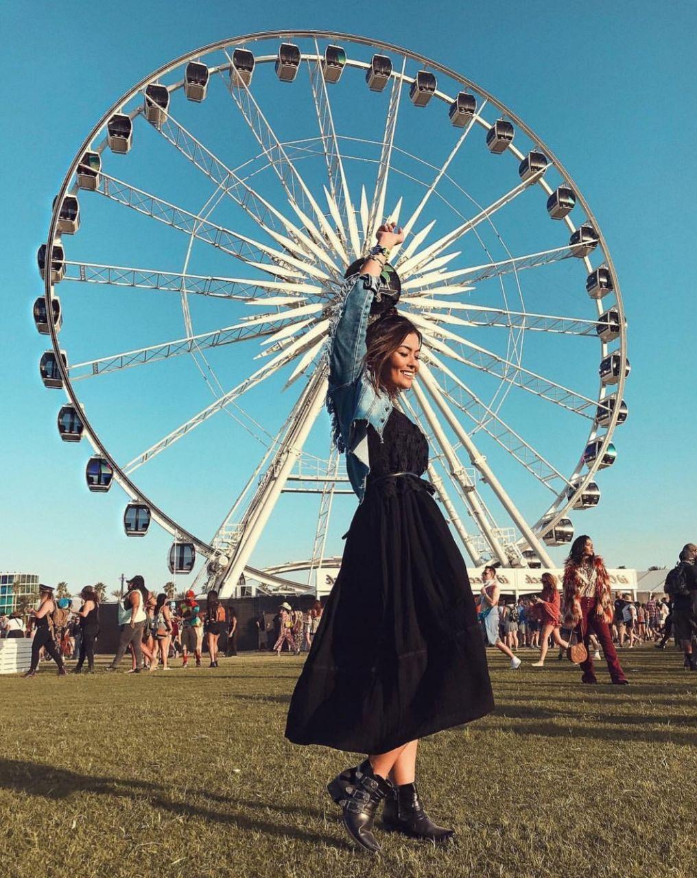 Look da Joyce Kitamura no Coachella