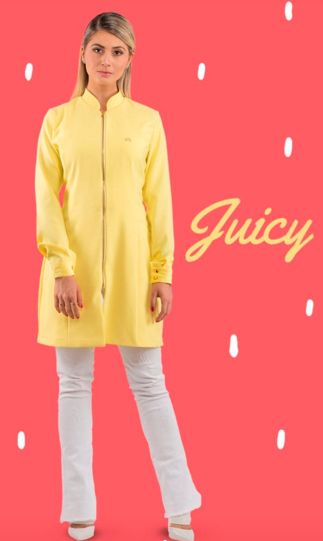 Juicy Amarelo-Melão