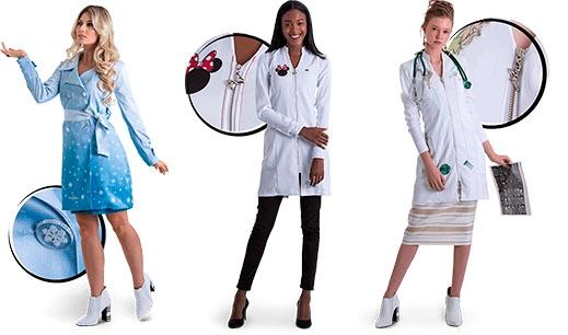 Linha Fashion Disney 2 Dra. Cherie