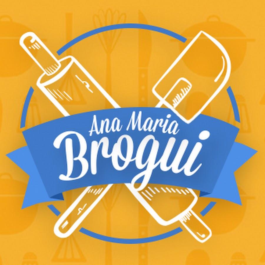Ana Maria Brogui ensina receitas de forma fácil.
