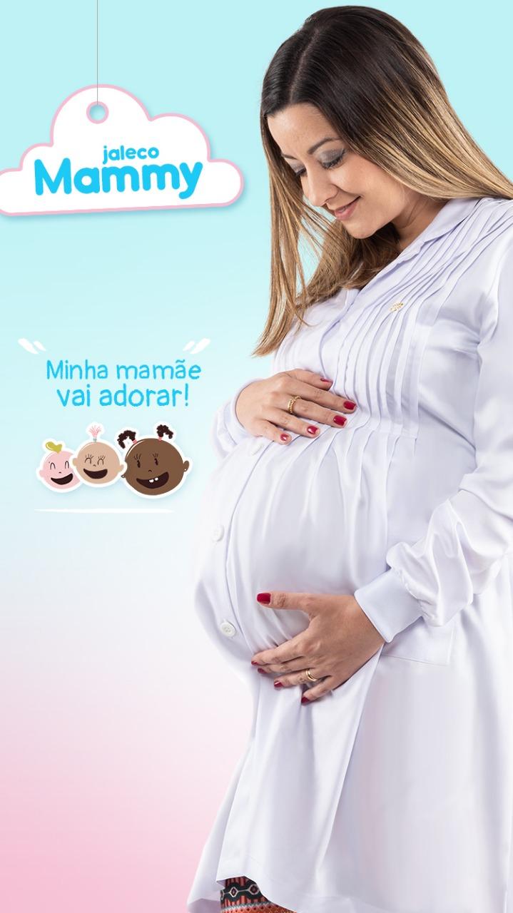 Jaleco Mammy