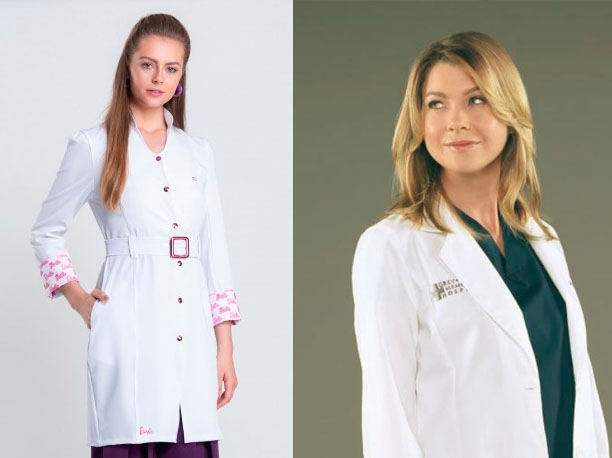 Meredith Grey e Barbie Fever