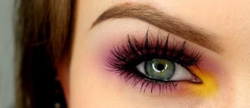Olhos coloridos estão de volta.