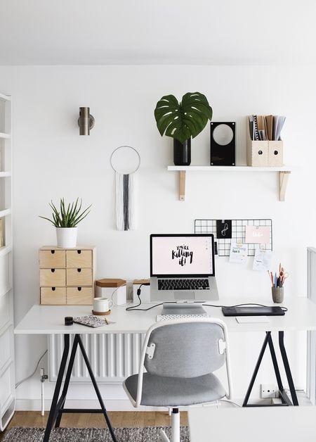 escritório organizado